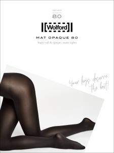 MAT OPAQUE 80 - collant Wolford