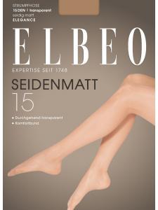 SEIDENMATT 15 - collant Elbeo