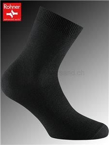 PREMIUM chaussettes Rohner - 009 noir