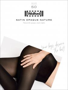 Satin Opaque Nature - collant Wolford