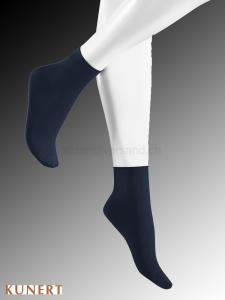 chaussettes Sensual Silk - 222 night blue