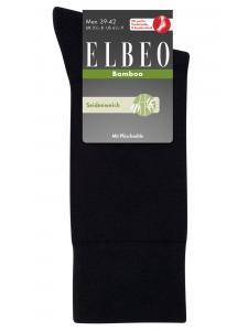 Bamboo - chaussette avec semelle peluche