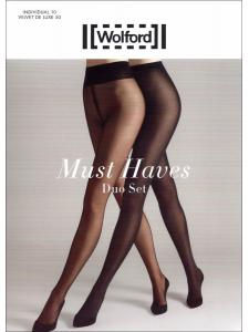 Must Haves Duo Set - collants Wolford