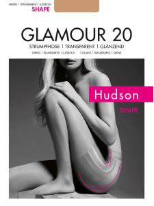 GLAMOUR 20 SHAPE - collant modelant