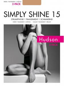 SIMPLY SHINE 15 - collants Hudson
