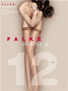 SHELINA 12 - bas jarretière