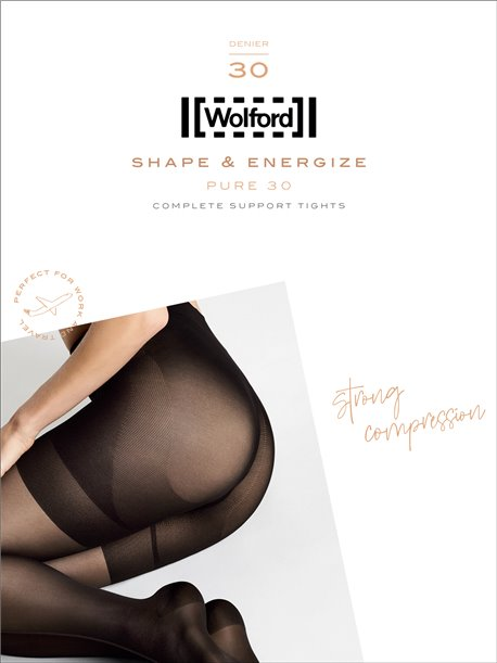 Pure 30 Complete Support - collant Wolford d99f2632626