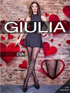 Eva 20 - collant avec coeur