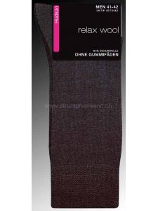 chaussettes hommes - RELAX WOOL