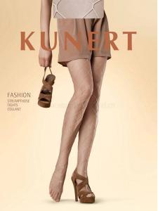 Peeptoe Fishnet - collant résille Kunert