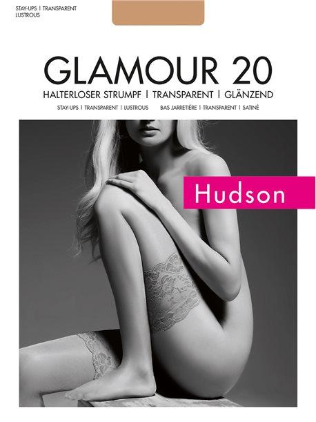 Bas jarretières - Hudson GLAMOUR