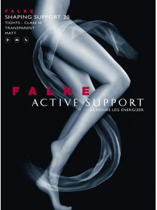 SHAPING SUPPORT 20 - Collants Falke