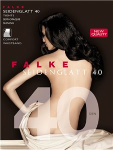 Seidenglatt 40 - collants Falke