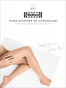 PURE SHIMMER - collants Wolford