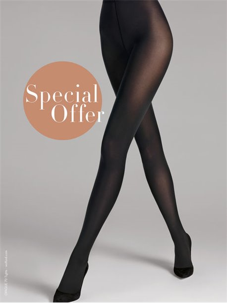 Wolford OPAQUE 70 - 7005 noir