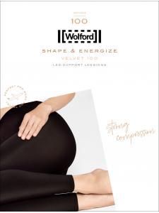 Leggings Wolford - VELVET 100 Leg Support