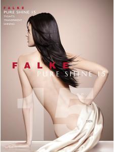 PURE SHINE 15 - Collants Falke