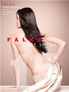 Collant Falke - PURE SHINE 15