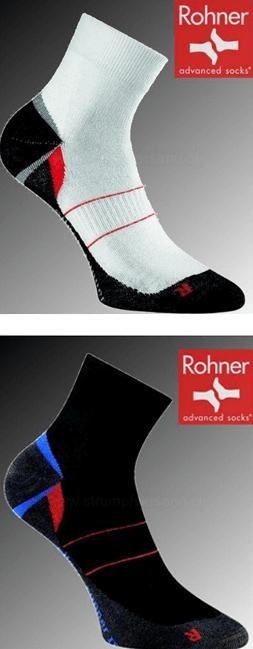 Chaussettes de course Rohner