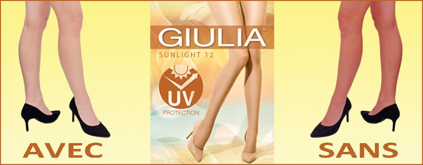 Collant Sunlight 12 avec protection UV