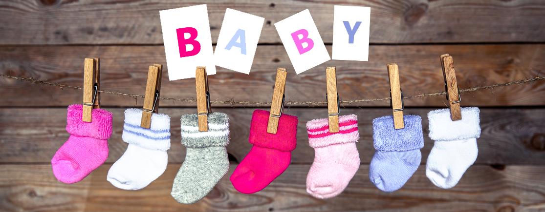 Chaussettes et collants Falke pour bébés