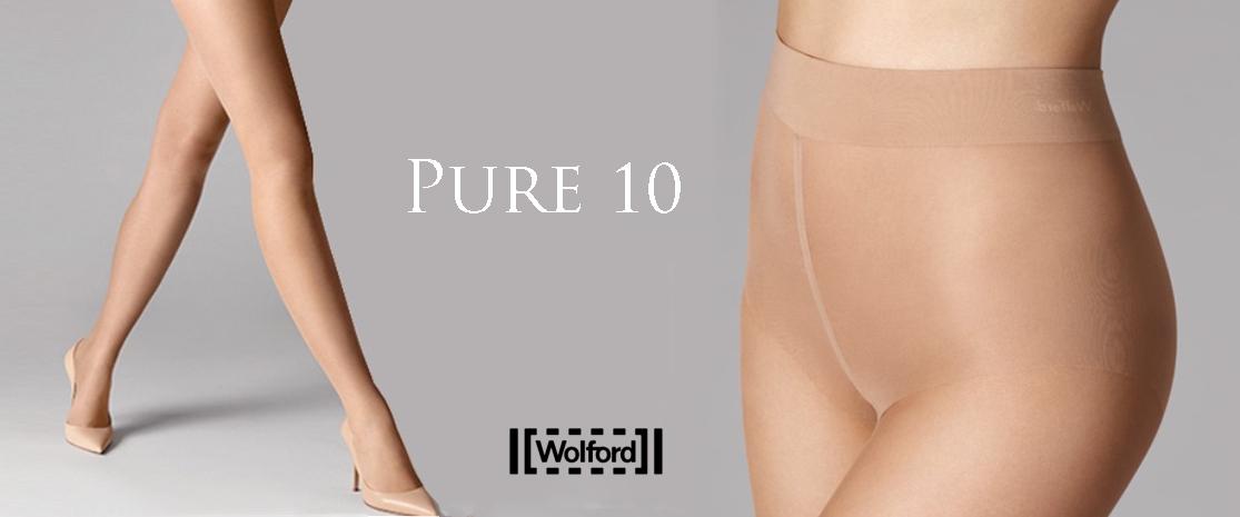 Collant Wolford Pure 10