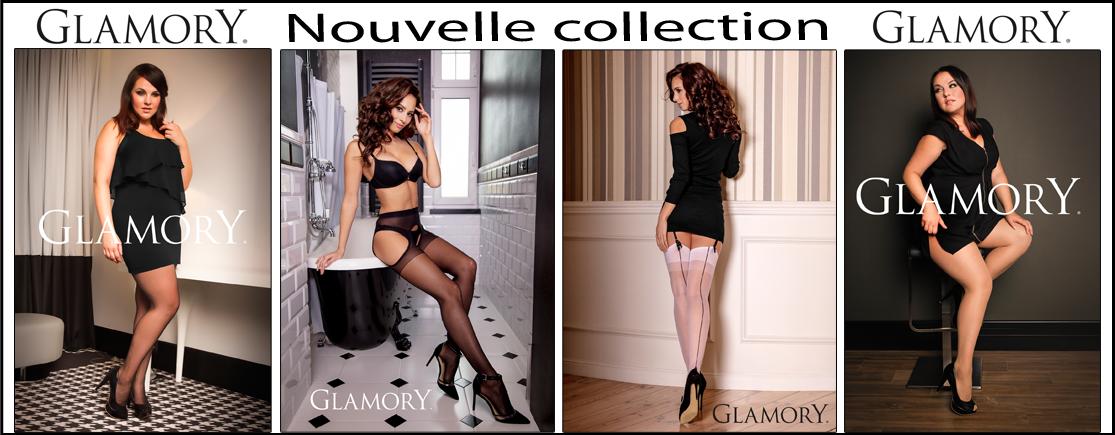 Glamory - Collants et bas en taille XXXXL